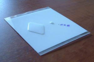 015 Polycarbonate 1-level emboss
